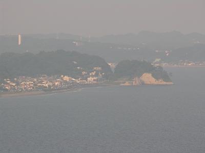 稲村ガ崎方面20090619