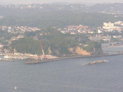 小動岬方面20090619