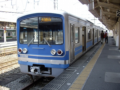大雄山線後20090620