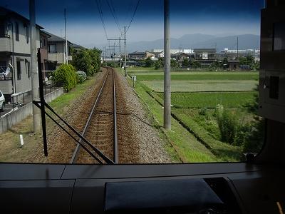 大雄山線田園20090620
