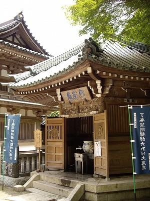 大雄山金剛水堂20090620