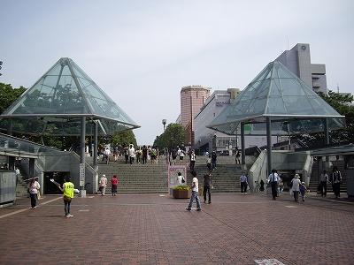 多摩センター20090627