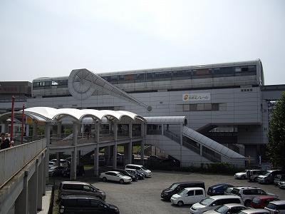 多摩都市モノレール乗場20090627