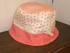 マリン帽子