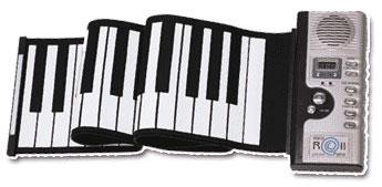山野楽器ハンドロールピアノ61K-II