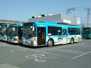 ノルフィンラッピングバス1