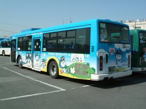 ノルフィンラッピングバス3