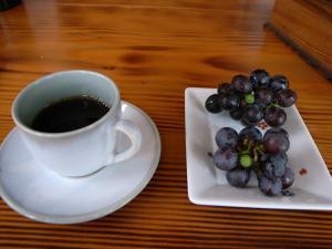 そばとコーヒー