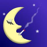 月とたばこ