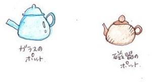 お茶の入れ方1