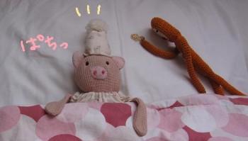 トンコ、目覚める!!