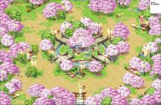 桜マップ 2/5サイズ