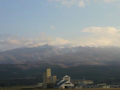 横岡 鳥海山P1000011