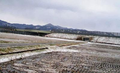 竜馬山  標高378m