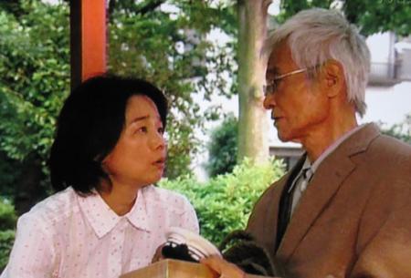 NHK帽子 田中裕子と緒方拳