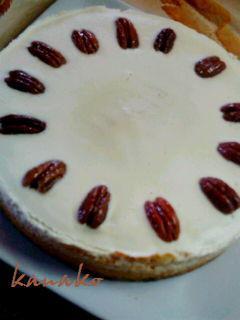 ★かぼちゃのチーズケーキ13