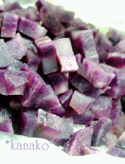 ●●●●●●紫イモのマフォン8