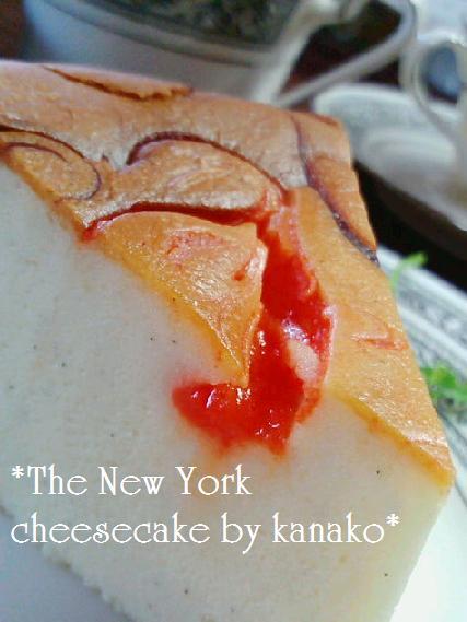 ●●●●●ニューヨークチーズケーキ2