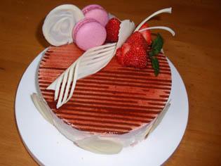 ひな祭り ケーキ 2009