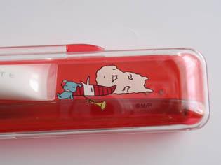ぷいぷい歯ブラシ