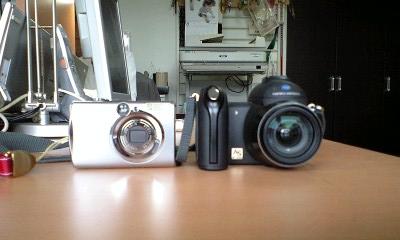 先代カメラとの比較