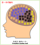 脳内ですよ