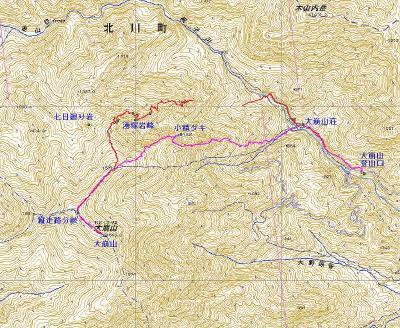 2007.6.10大崩山