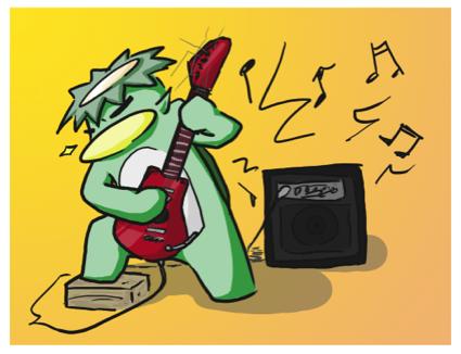 ギターカッパ