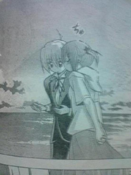 西沢さんのキス