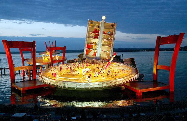 「Bregenz Festival」2