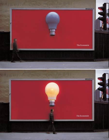 The Economist広告