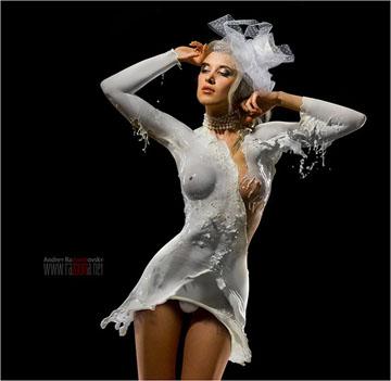 ドレス(ミルク)2