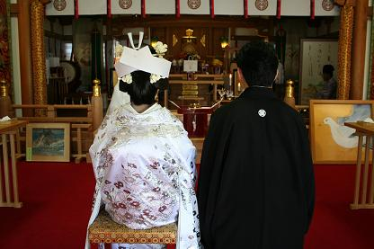 八戸の花嫁