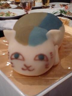 にゃんこ饅頭