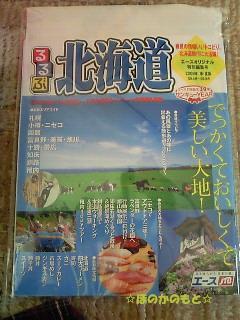 るるぶ北海道の本