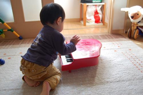 ピアノデヴュー