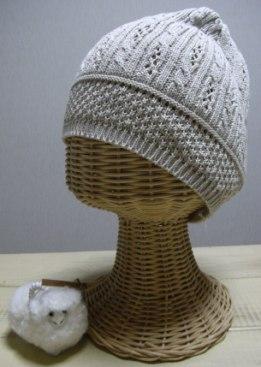 コピー ~ 綿麻帽子