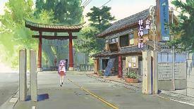 らき☆すた 鷲宮神社