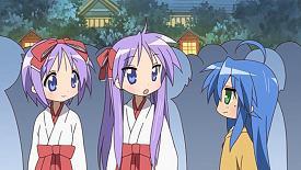 らき☆すた 鷲宮神社 柊かがみ 柊つかさ