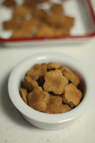おさつゴマクッキー