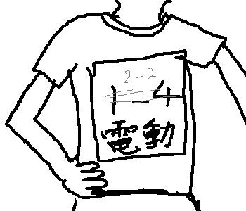 体育着の修正~電動ver.