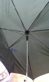傘/(^o^)\