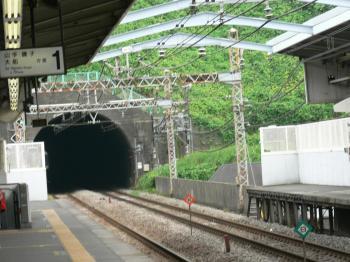 いきなりトンネル