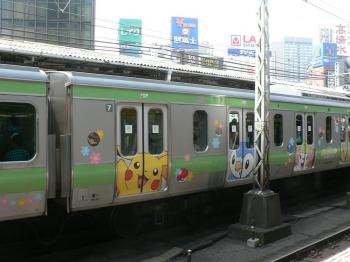 ポケモン電車