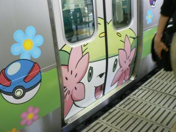 ポケモン電車6