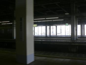 大宮駅(デッキ内で撮影)