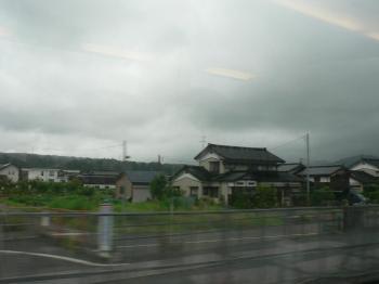 新潟の市街地