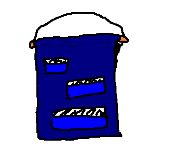 ウォールポケット
