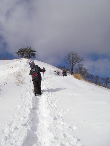 登山中… quickturnさん撮影
