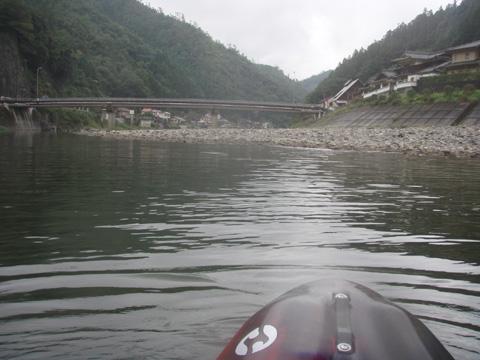 河原が広~いσ(^^)